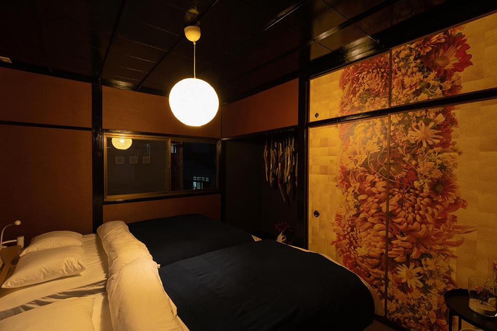 """2階寝室(和室""""秋"""")"""